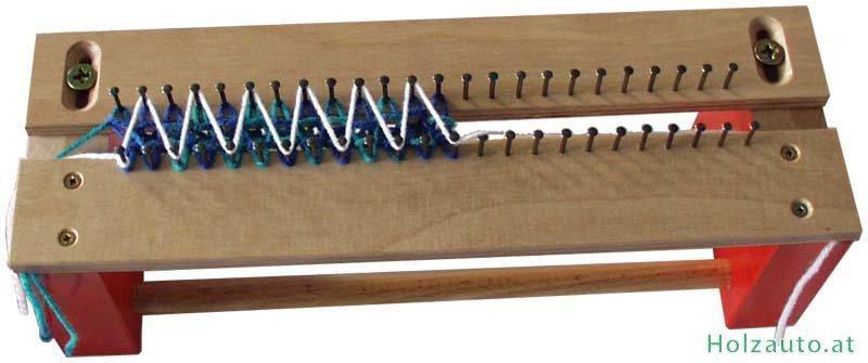 strickbank strickbrett holzspielzeug spielzeug aus holz kaufen. Black Bedroom Furniture Sets. Home Design Ideas
