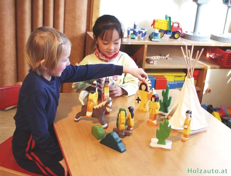 Indianer holzspielzeug spielzeug aus holz kaufen